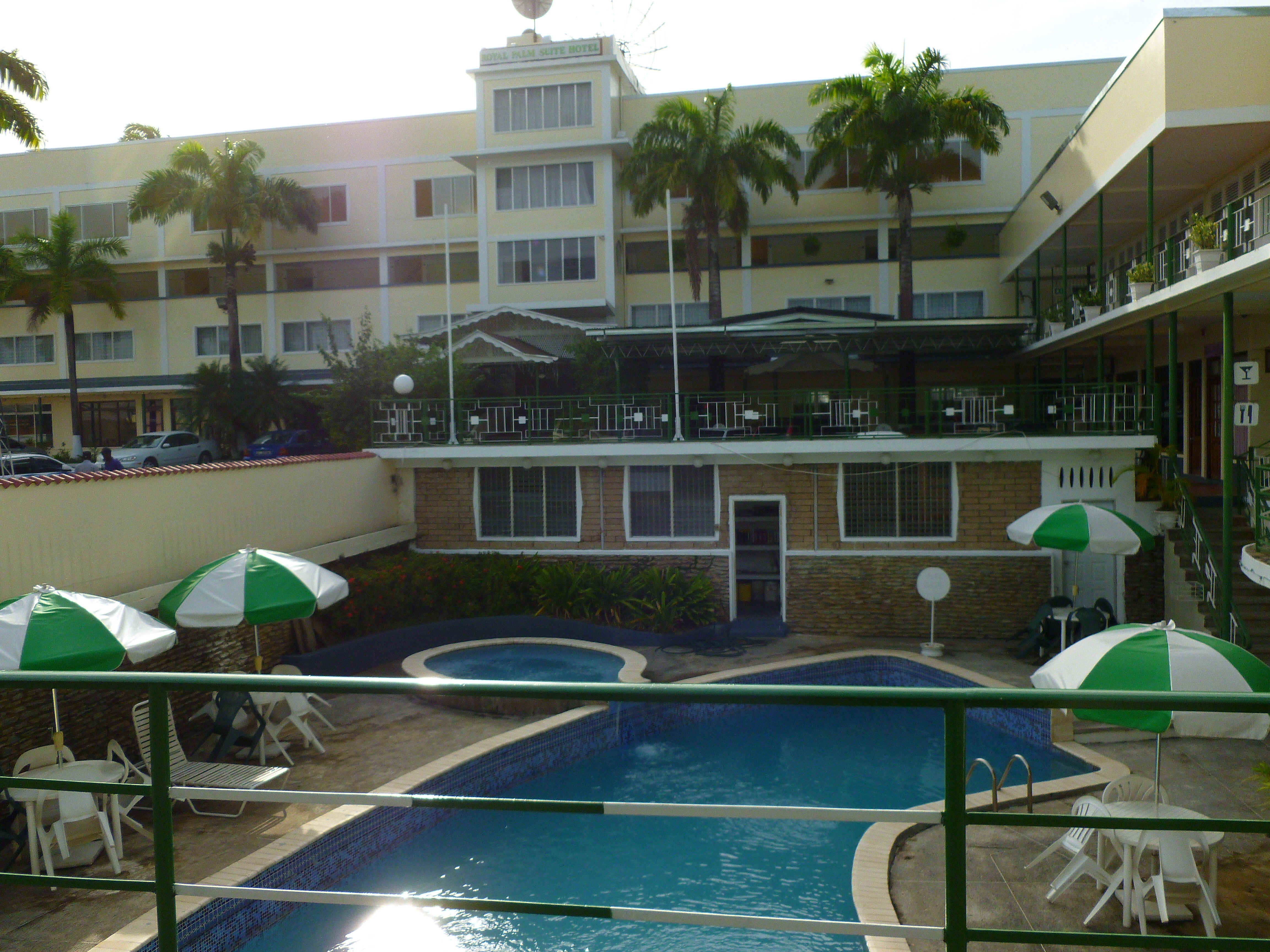 The Royal Palm Hotel